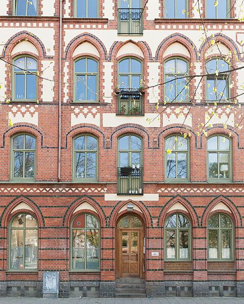 Stenbocksgatan 13A, 4vån . Malmö