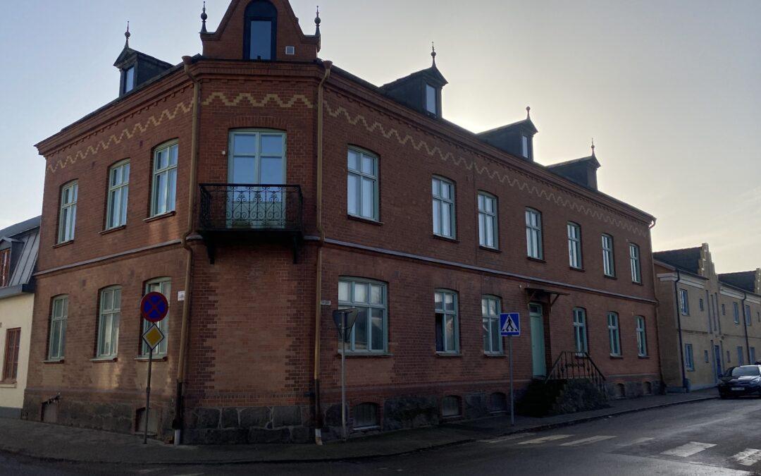 Tvärgatan 4, vån 1 Teckomatorp, nära Eslöv.