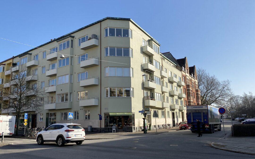Regementsgatan 82, Malmö