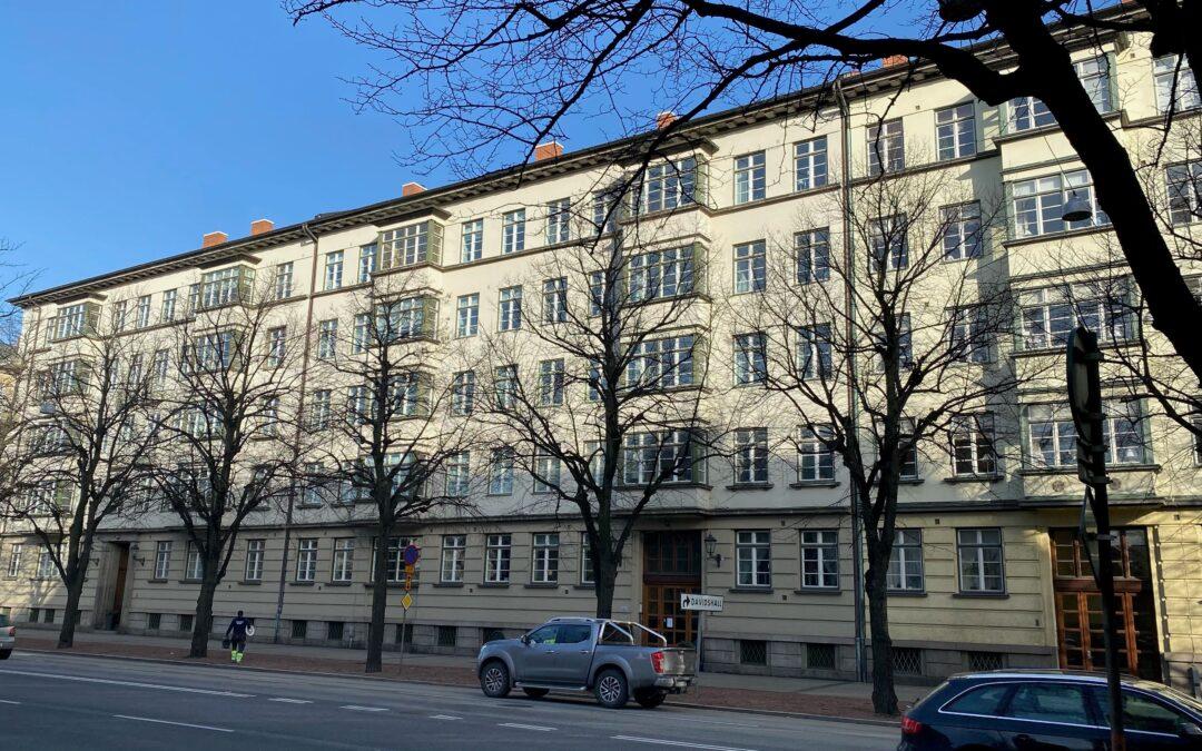 Fersens väg 8, vån 5, Malmö