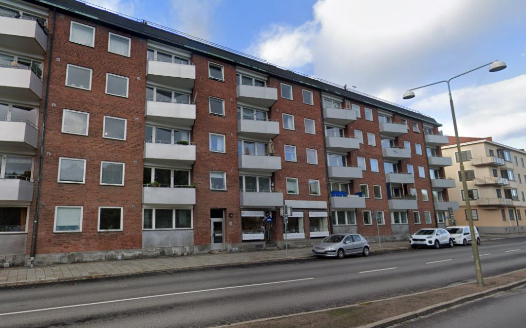 Mariedalsvägen 15, Ribersborg, Malmö
