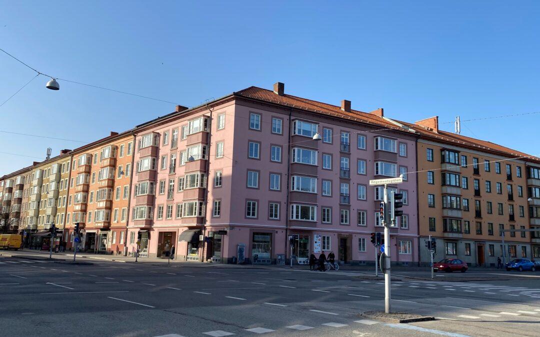 Mariedalsvägen 27, vån 3,  Malmö